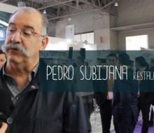 Pedro Subijana, Tambor de Oro 2015
