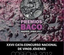 Premios Baco 2012