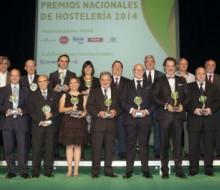 Premios Nacionales de Hostelería 2014