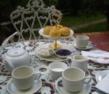 ¿Qué se come durante el Afternoon Tea?