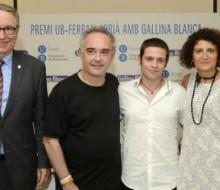 Premio UB-Ferran Adrià