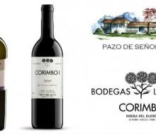 Corimbo y Pazo de Señorans, vinos de gala