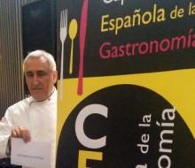 Candidatas a Capital Española de la Gastronomía