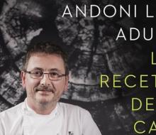 Aduriz presenta en Tondeluna «Las recetas de mi casa»