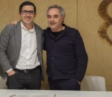 Basque Culinary Center y Mugaritz colaborarán con Adriá en Bulli Foundation