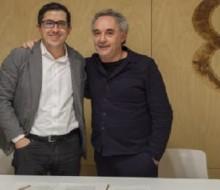 Basque Culinary Center y Mugaritz colaborarán con Adriá en Bulli Foundation