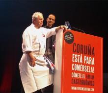 Los coruñeses despiden el Fórum Gastronómico 2014