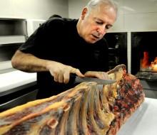 Víctor Arguinzóniz, del Asador Etxebarri, Premio Nacional de Gastronomía