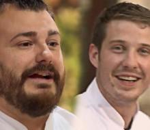 Marcel y Alejandro, finalistas de Top Chef