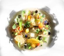 Un plato vegetal para ganar el Bocuse D`Or