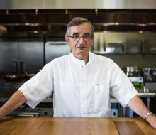 Michel Bras en el Basque Culinary Center