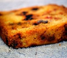 Cake de almendra