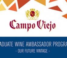 Campo Viejo Graduate Brand Ambassador Program