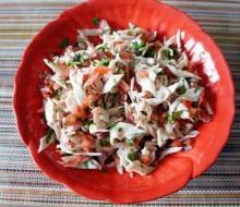 Ecuador vende su cocina con ceviche y cangrejo