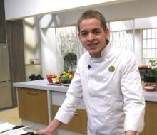 Omar Pereney, un joven chef a la altura de los más grandes