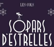 Última oportunidad para cenar viendo las estrellas en Les Cols