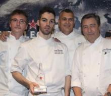 David de Andrés repite como mejor cocinero joven