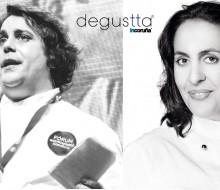 Beatriz Sotelo y Luis Veira participan en Degustta Coruña