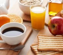 Desayuno saludable también en los hoteles