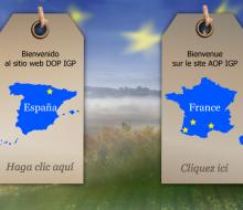 Balance de la campaña europea DOP-IGP España-Francia