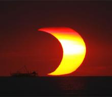 Observación astronómica y gastronómica