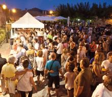 Los vinos y los cavas catalanes se visten de gala en Pals