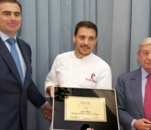 Francis Paniego, chef del futuro