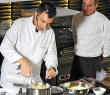 Film & Cook arranca con éxito rotundo en Madrid