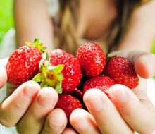 Tres recetas de ensalada de fresas