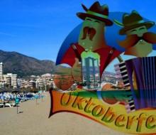 Fuengirola acoge una nueva edición del Oktoberfest