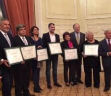 Premios Memoriales de Gastronomía 2013