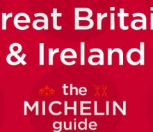 Guía Michelín Great Britain & Ireland 2015