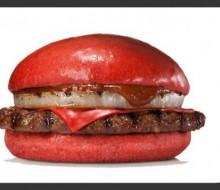 Hamburguesa roja