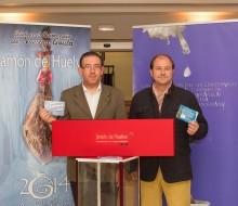 Aracena sortea 12 jamones DOP de Huelva