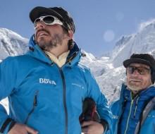 El heladero del Himalaya