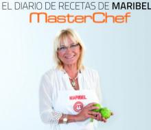 «Diario de recetas» de Maribel