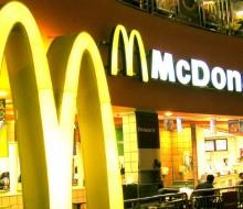 McDonald's cierra sus restaurantes en Crimea