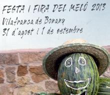 Protagonista: el melón de Bonany