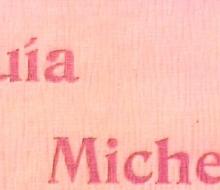 8.000 € por la guía Michelín 1910