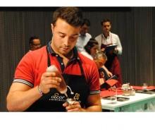 Miguel Pérez, mejor barista de Asturias