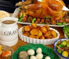 Platos tradicionales navideños por países