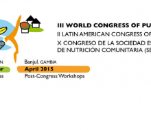 III Congreso Mundial de Nutrición y Salud Pública