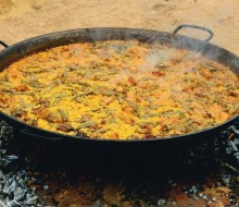 Cocina valenciana en Querétaro