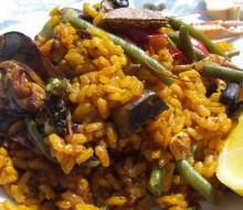 Gastronomía típica de Valencia