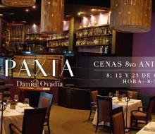 Paxia celebra su octavo aniversario
