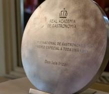 Fecha para los Premios Nacionales de Gastronomía