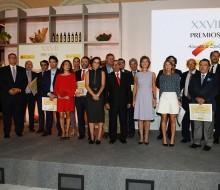Entregados los Premios Alimentos de España 2014