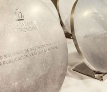 Listado completo con los nominados en los Premios Nacionales de Gastronomía