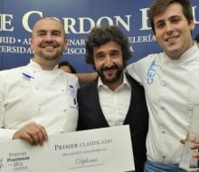 Víctor Ródenas gana el II Premio Promesas de alta cocina