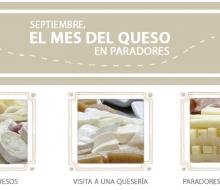 El Parador de Cáceres degusta este sábado la Torta del Casar